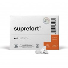 Suprefort - restoration of pancreatic functions